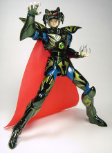 CS Model Speeding Aurora Saint Seiya Myth Cloth Asgard Mizar Zeta Syd Figure Black Tiger