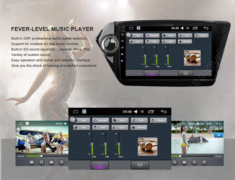 K2 radio k2 dvd k2 GPS Android 6.0 1024600 Quad Core for Kia k2 RIO 2010 to 2012 radio 3G 4G obd wifi bluetooth