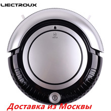 (Free all )2017 new Liectroux Robot Vacuum Cleaner K6L Flashing LED Light ,2 Side brushes With mop,3 Working Mode,Smart for home