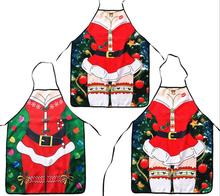 Christmas decorations Lady's apron Sexy personality  Holiday party apron