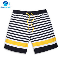 GL Brand Summer Men Beach Shorts Quick Dry  Plus Size Mens Water Beach Surfing Shorts Man Swimming Board Beachwear Shorts