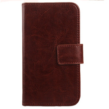 LINGWUZHE Case For Newsmy Newman K1 Cell Phone Cover Protector Accessory PU Leather Flip Book Design Wallet Pouch(China)