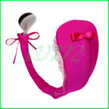 BAILE Vibrating thong,Vibrating panty,Knicker Vibrator,c-string invisible secret panties,sex toys for woman,sex products