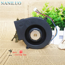 NANILUO New BFB1012VH 9733 turbo centrifugal fan blower 12V 1.80A wind capacity 97*97*33mm(China)