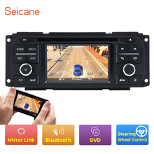 Seicane Android 4.4.4 GPS for 2002-2007 CHRYSLER Caravan with DVD Player OBD2 Bluetooth Video WIFI Steering Wheel control Camera