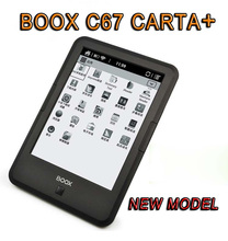 New Model ONYX BOOX C67ML Carta+ Ebook Reader Capacitive Touch Eink Screen E Book eReader 8G Front Glowlight Android +Case+8g TF