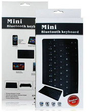 2015 Bluetooth Wireless Keyboard For iPad 1/2/3/4 iPhone 5/4 iTouch iMac and Mac mini MEAFO