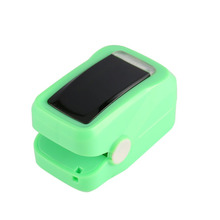 Fingertip Pulse Oximeter Portable Finger Oxygen Saturation Monitor With Easy to Read Two Color OLED Display H Type new(China)