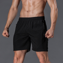 Quick Dry Running Training Shorts Men Sports Basketball Shorts Breathable Pocket Soccer Gym Yoga Fitness Clothing Joggers Shorts