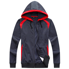 2017 new man 103 with hat red dress light board soccer sweatshirt sportswear adult long sleeve suit uniform