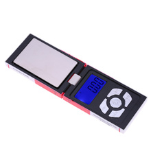 200g/0.01g Pocket Electronic Scale bascula digital de bolsillo LCD Mini Digital diamond jewellery scales Weighing Tool