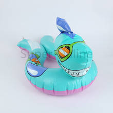 Baby Children Kids Crocodile/Duck/Shark Safety Swimming Float Inflatable Ring Swim Pool