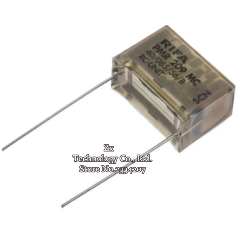 220nF 100ohm 250VDC 630VDC RC Capacitor network,Through hole(5 Pack)<br>