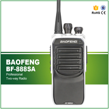 2PCS Hot Sell BAOFENG 888S Upgrade Version BF-888SA 5W 400-480MHZ Commercial Radio Transceiver Free Earphone(China)