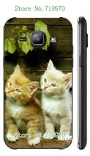 2016 High Quality Phone Back font b Cases b font 10 Photos Can Choose Cartoon Cat