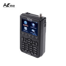 Anewkodi Satlink WS-6908 3.5 Inch DVB-S FTA Digital Satellite Meter Satellite Finder WS6908 Satlink Satellite Dish