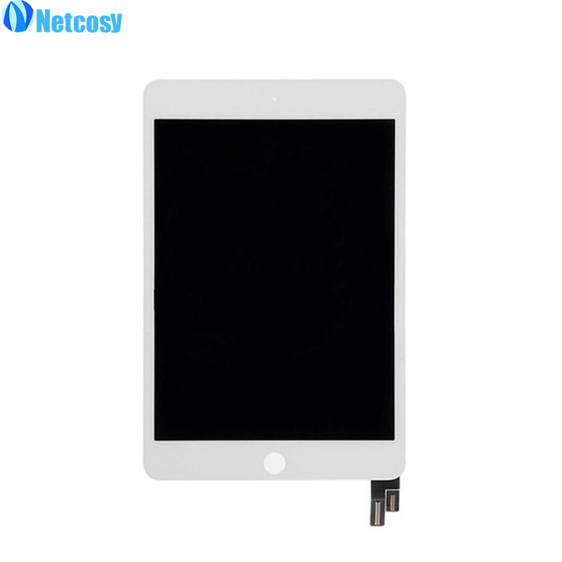 Netcosy New Wholescreen For ipad mini 4 LCD Display Touch Screen Assembly Replacement For iPad Mini 4 A1538 A1550