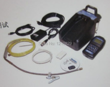 free shipping Originial OmiScan Gas Analyzer hand held gas analyser for HC,CO,CO2,O2,NOX