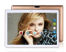 10 Inch Original 3G Phone Call Android Octa Core Tablet pc Android WiFi Earphone Jack FM Bluetooth 4G+64GB NiceTablets 7 8 9(China)