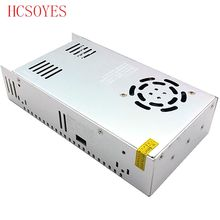 1 pcs DC 24V 15A 360W for 24v 3528 strip Regulated Switching Power Supply AC 110-220V for 3528 led strip or led module