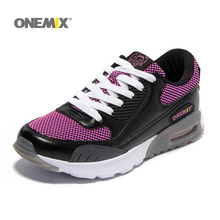 New onemix outdoor trainer shoes Men Running Shoes Max Nice Retro Run Athletic Trainers For Women walking shoes Sneakers(China)