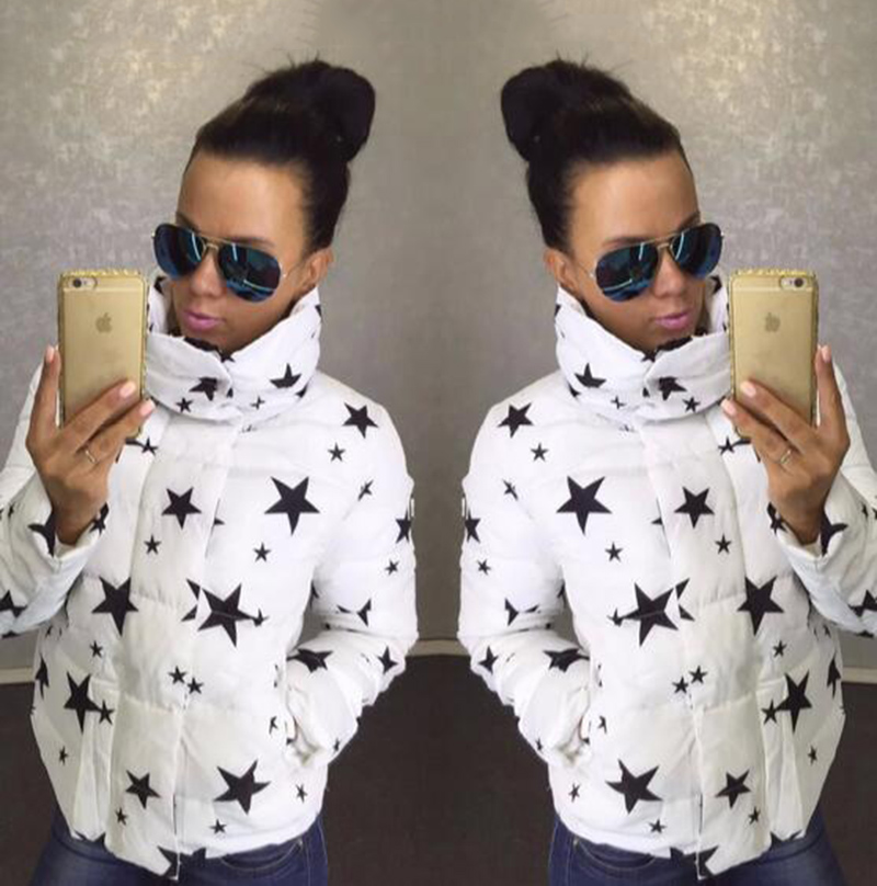 New 2017 Winter Jacket women Coat Casual Fashion Parka Female Autumn Winter Warm Slim Outwear Jackets Plus SizeОдежда и ак�е��уары<br><br><br>Aliexpress