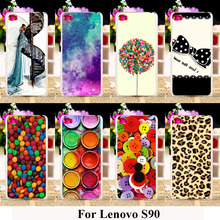 Buy TAOYUNXI Soft TPU Hard Phone Cases Lenovo Sisley S90 4G FDD LTE S90U S90T S90-U S90a S90 S90-a S90e Cover Colorful Bags for $1.68 in AliExpress store