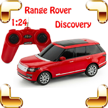 New Year Gift RR Discovery 1/24 RC Mini SUV Car Track Toy Remote Control Vehicle Collection Tiny RC Car Kids Racing Game Toys