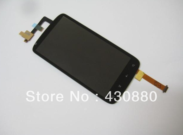 Full LCD Display with Touch Screen Digitizer For HTC Sensation 4G G14 Z710E<br><br>Aliexpress