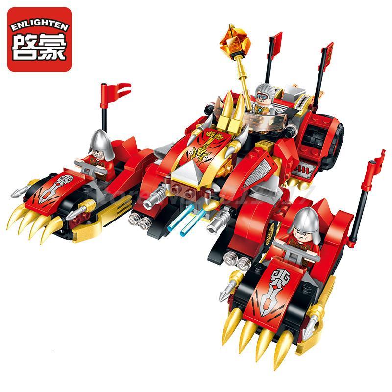 enlighten-building-block-creation-of-the-gods-fire-kylin-tank-4-figures-478pcs-educational-bricks-toy[1]