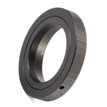 Ftrga T2 T Mount Lens Adapter Ring for Sony NEX E-Mount cameras to attach T2/T mount lens