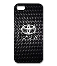 Generic High Quality Snap on Toyota logo Design PC Case for iPhone 4 4s 5 5s 5c 6 6 Plus 7 7plus