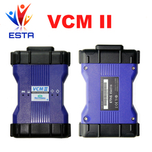High quality Professional JLR VCM II V138 for Landrover and Jaguar JLR vcm 2 diagnosis interface DHL free shipping