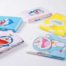 Single Doraemon Vacuum Storage Bag for Clothes and Bedding New Design Seal Compressed Organizer Christmas Gifts Home Space Saver