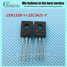 Buy 20pcs free A1358 C3421 2SA1358 2SC3421 2SA1358-Y 2SC3421-Y audio amplifier (10PCS* A1358 +10PCS* C3421 ) new original for $7.56 in AliExpress store