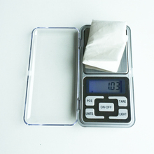 Auto Calibration LCD Electronic Display Digital scale 200g/0.01g Weight Scales Balance g/oz/ct/tl Free Shipping(China)