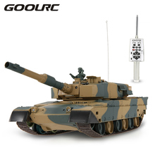 Original 3808 1/24 Japan T90 Airsoft Battle Panzer RC Tank with Programming Function
