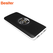 Buy NEW Besiter 10000mAh QC3.0 Quick Charge Mobile Power bank Ultra-thin Two-way Fast Charging External Battery Portable Poverbank for $18.50 in AliExpress store