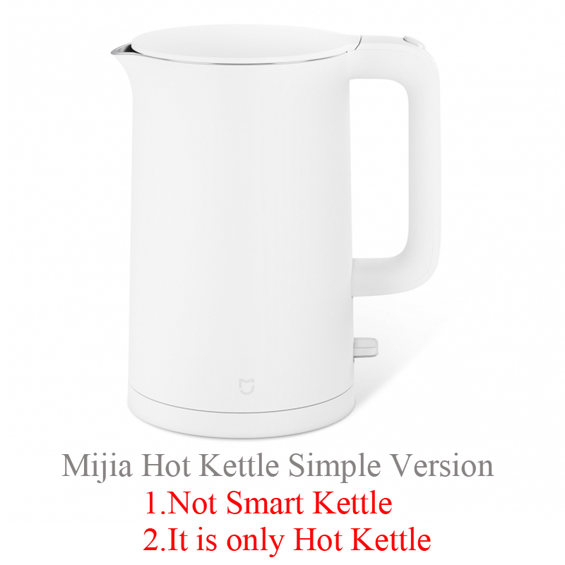 Mijia hot kettle