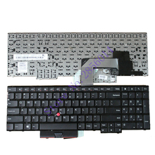New English laptop keyboard for Lenovo ThinkPad Edge E530 E530C E535 US keyboard 04Y0301 0C01700 V132020AS3(China)