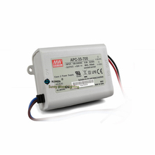 100-240Vac to 15-50VDC ,35W ,700ma constant current  power supply ,Led light,led signboard driver ,APC-35-700