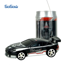 RC Car Speedcross 4CH 1:58 Mini Zip-top Can Radio-Controlled Automotive Electric Cars on Radio Control Toys for Children