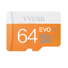 vvusb New Arrival Memory card micro SD card 8g 16g 32g 64g mini tf card class 10 real capacity flash card for Smartphone gift