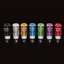 VIP 510 Drip tips Stainless Steel Drip tip vapelyfe Laser etching drip tip e cigarette tank drip tip for ego 510 Atomizer