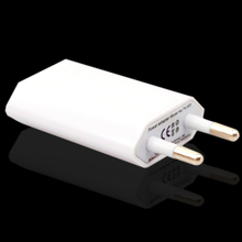 EU Plug Wall AC USB Charger For iPhone Charger Adapter For Apple iPhone 4 5 5S 6 6S 7 For Samsung Galaxy S4 S5 S6 S7 For Huawei(China)