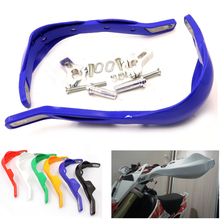 "Motorcycle Hand Racing Protector Hand Guards Motocross Dirtbike MX ATV Handlebar Protection Handguards For KTM SX EXC 7/8"" 22mm"