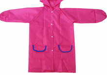 Outdoor New Cute Waterproof Kids Rain Coat For children Raincoat Rainwear/Rainsuit,Kids Animal Style Raincoat WYQ