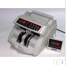 Digital Display Money Counter Suitable for EURO US DOLLAR Bill Counter Cash Counting Machine(China)