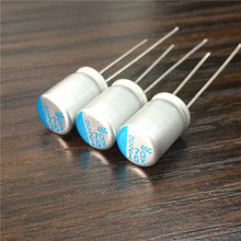10pcs 270uF 16V NCC PSC serires 8x11.5mm Super Low ESR 16V270uF For Motherboard VGA Solid Capacitor