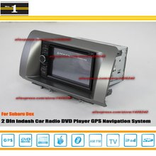 For Subaru Dex 2006~2012 - Car Radio Stereo CD DVD Player GPS NAVI / HD Touch Screen Audio Video S100 Navigation System